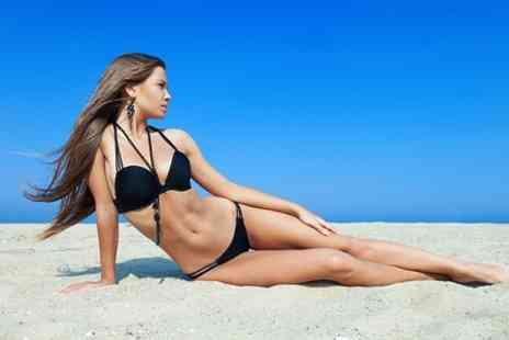 Evolve Hair -  Legs, Bikini and Underarms Waxing Package - Save 51%