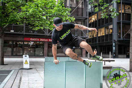 Urban Assault Course - Five Group Fitness Training Sessions - Save 89%