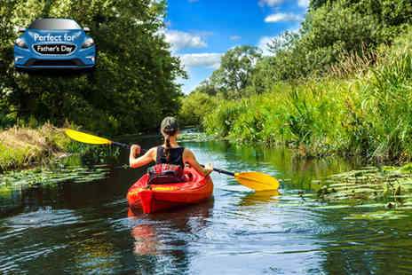 Anglia Adventures - Two day Sudbury to Sea canoeing expedition - Save 39%