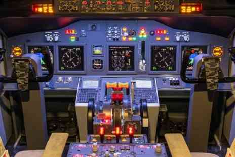 iPilot - 30 Minutes Boeing 737 Flight Simulator   - Save 50%
