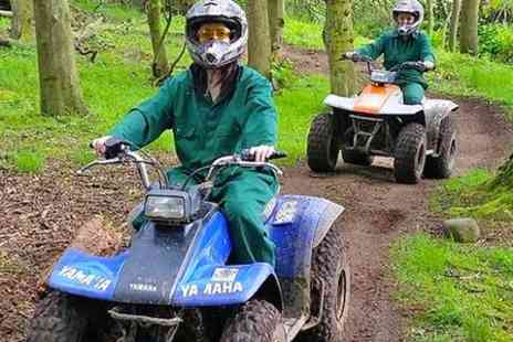 Universal Paintball - Quad Biking For One - Save 71%