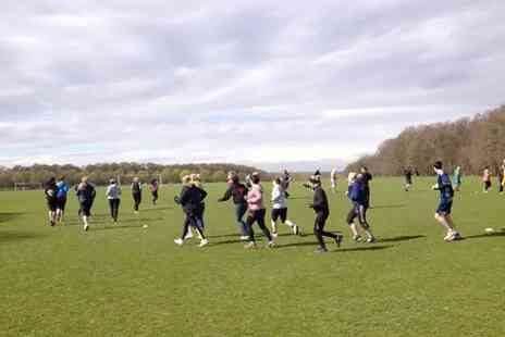 UK Outdoor Fitness -  Eight Boot Camp Classes - Save 83%