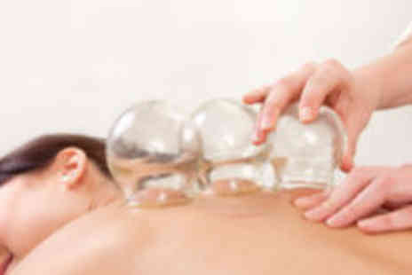 Heart and Sole Holistics - 75 minute cupping session - Save 73%