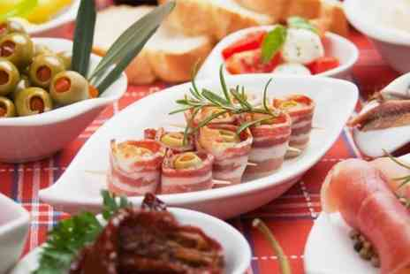 Something Else - Tapas For Two With Desserts and Drinks - Save 53%