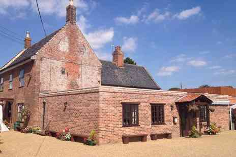 Elm Farm Country House - One night stay for 2 including breakfast  - Save 31%