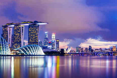 Independent World Choice Holidays - Five night four star Singapore break including flights - Save 48%