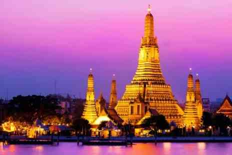 THG Holidays -  10 Nights Stay With Breakfast and Flights in Bangkok and Koh Samui  - Save 50%
