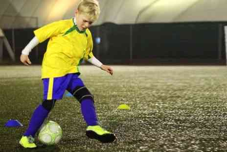 Challenger Sports UK  - Four Week Childrens Football Course - Save 60%