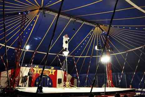Circus Ginnett - Two Tickets to Circus Ginnett  - Save 50%