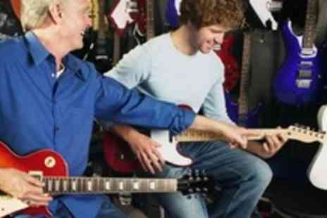 Guitar Cities - Half Day Guitar Rockshop With Professional Instruction - Save 55%