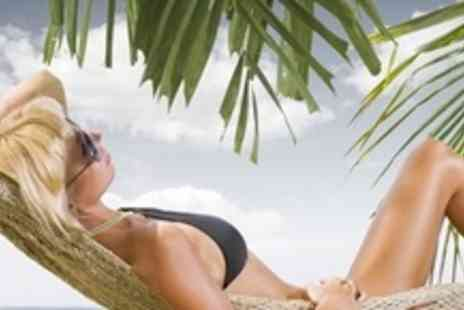 Aquarius Hair & Beauty Salon - Two Full Body Spray Tans - Save 60%