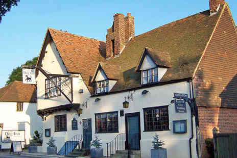The Dog Inn - One Night Stay for Two People with Daily Full English Breakfast - Save 59%