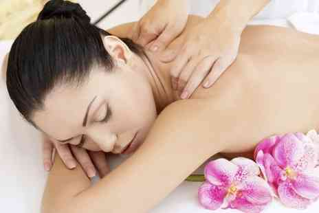 Butterfly Beautys - Full Body Swedish Massage and Mini Facial  - Save 52%
