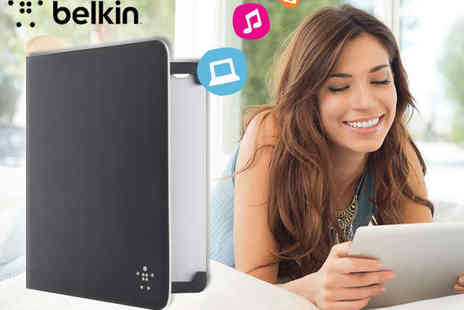 velo city out let - Belkin Bi Fold Folio Case for iPad 2,  - Save 85%
