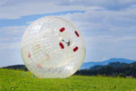 Leisure Matters - Zorbing Experience for Two People - Save 58%