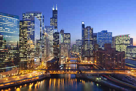 118 Cruise - Three Nights in Chicago and 7 Nights in Mexico with Flights - Save 32%