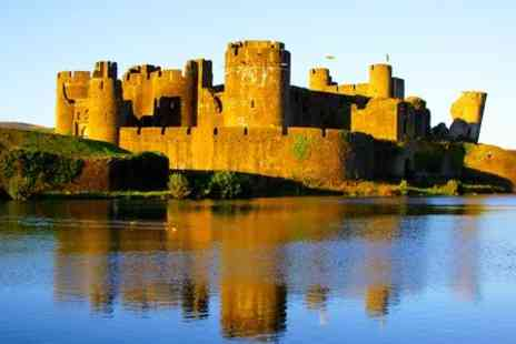 Anderson Tours - Day Tour in Cardiff With Return Luxury Coach and Entrance to Caerphilly Castle  - Save 50%