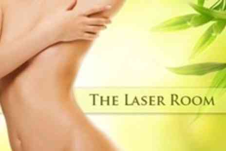 The Laser Room Cheshire - Four Sessions of Vacuum Cavitation Body Contouring - Save 93%