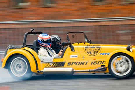 Westfield Sportscars - Westfield Sports Car Half Day Driving Experience - Save 52%