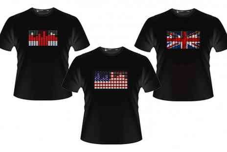 Stock Nation Fashion - Flag T qualizer - Save 50%