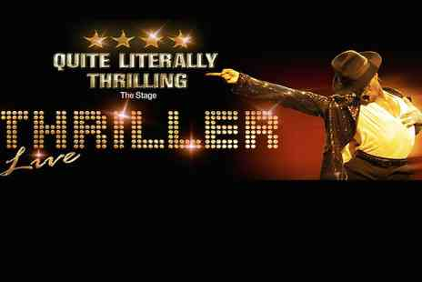 The Lyric Theatre - Tickets to Thriller Live  - Save 48%