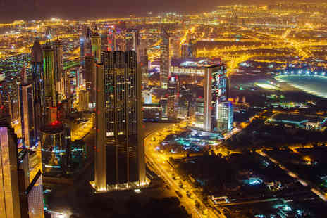 Tour Center - Five night at five star in Dubai break including breakfast - Save 32%