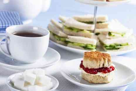 The Secret Garden - Afternoon Tea For Two - Save 44%