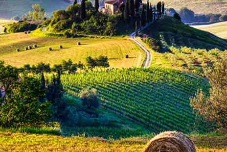 Tuscany round trip - Seven nights stay in Tuscany with flights from London or Leeds plus car rental - Save 30%