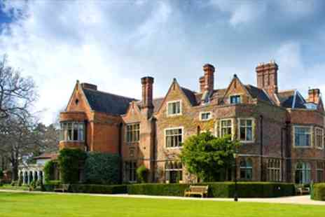Warren House - Overnight stay in Surrey Victorian Mansion for two  - Save 30%