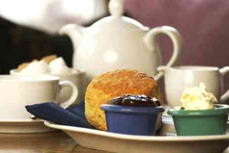 Number 12 Tearoom & Restaurant - High Tea With Prosecco For Two  - Save 50%
