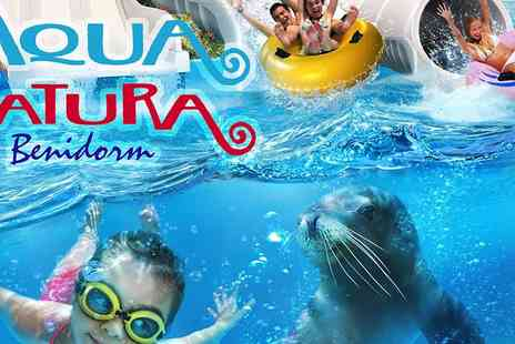 Aqua Natural -  Tickets to Aqua Natura Benidorm water park for a day full of fun in the sun - Save 52%