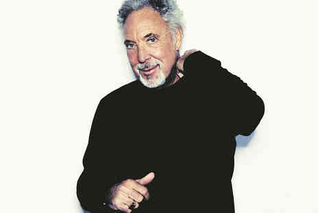 LHG Live - Tickets to Tom Jones at Northamptonshire County Cricket Club - Save 20%