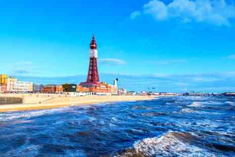 Blackpool FC Hotel - Two Nights For Two With Breakfast and Prosecco - Save 54%