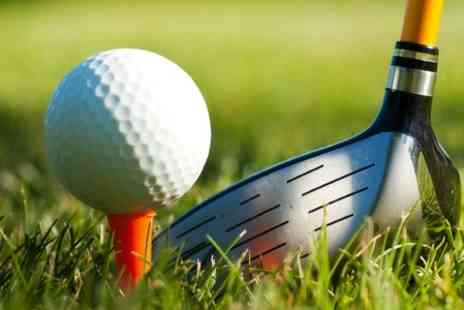 Maywood Golf Club - Maywood Golf Club 18 Holes With Refreshments For Two  - Save 57%