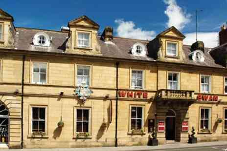 The White Swan  -  Overnight stay for two people With full English breakfast - Save 39%