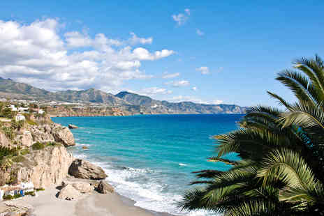 Blue Sea Holidays - Four night all inclusive four star in Costa del Sol break including return flights - Save 41%