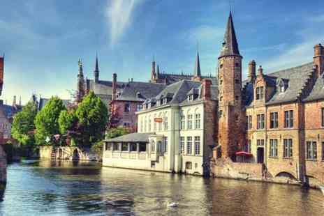 ClearSky Holidays - One night four star Bruges break  - Save 29%