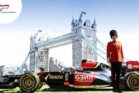 GP Events - One Day Ticket to Race Week London - Save 38%