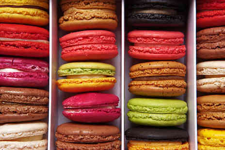 Flammen & Citronen - Three hour French macaron workshop including macarons to take home - Save 52%