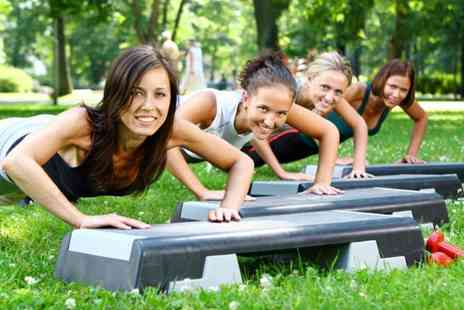 Motivate Bootcamp - Two day all inclusive fitness retreat - Save 67%