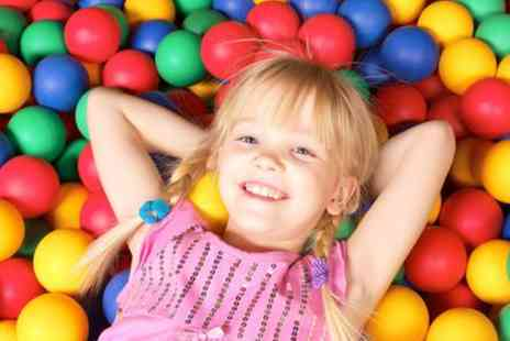 Play Port - Three soft play sessions for two children - Save 50%