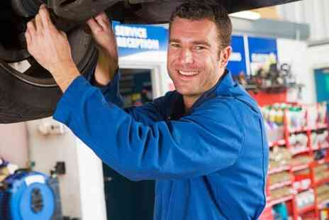 Driving Force - Two Year Car Maintenance Package Including AC Test Oil Change and Inspection - Save 89%