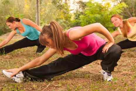Body Beautiful -  Eight Outdoor Boot Camp Group Sessions - Save 50%