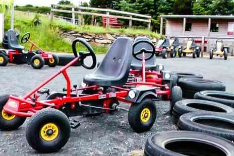 Watertop Farm - Entry and Karting For Adult and Child  - Save 44%