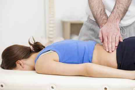 Glengormley Chiropractic - Examination and Adjustment  - Save 78%