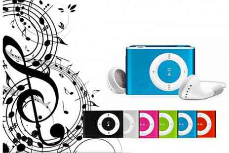 Trading Post Products - Shuffle MP3 Player Including Delivery  - Save 65%