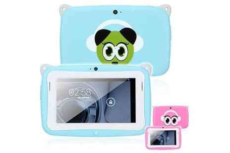 Suga Rush Love - Childrens 4.3� Panda Android Tablet - Save 70%
