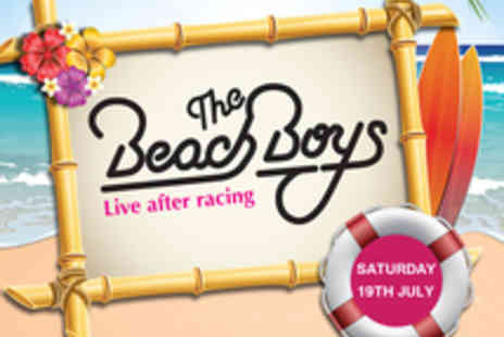 The Racecourse Newbury - Tickets to the Beach Boys and Horse Racing  - Save 20%