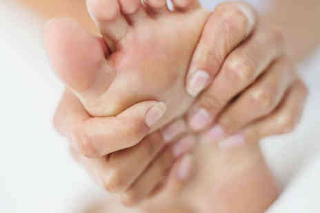 Ivonne Reflexology - 30 Minute Treatments Including Foot or Hand Reflexology, Reiki and Indian Head Massage  - Save 74%