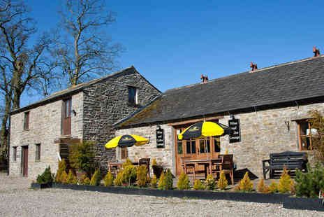The Old Dairy Farm - Two Night North Yorkshire  Break with Breakfast - Save 50%